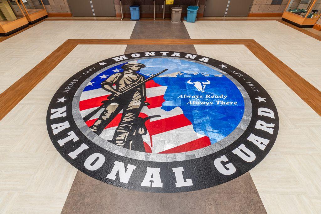 National Guard Seal